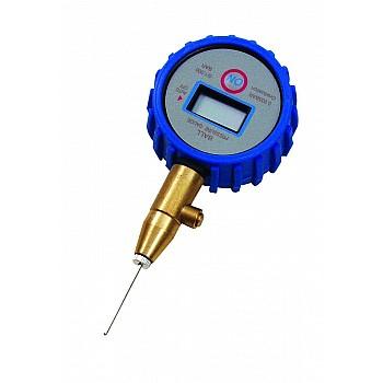 Манометр SELECT Pressure gauge digital  чорний, one size