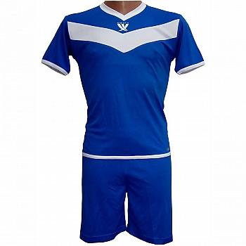 Форма футбольная детская SWIFT 26 Idea Tactel сине/белая XS