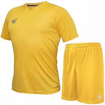 Форма футбольная Swift VITTORIA CoolTech желтая S