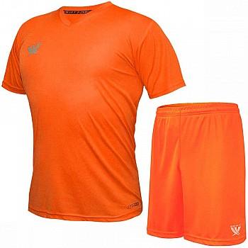Форма футбольная Swift VITTORIA CoolTech неоново-оранжевая S