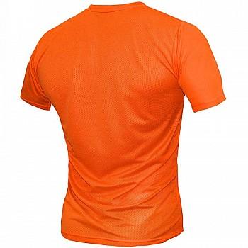 Форма футбольная Swift VITTORIA CoolTech неоново-оранжевая S - фото 2