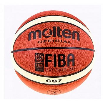 Мяч баскетбольный Molten BGG7 №7