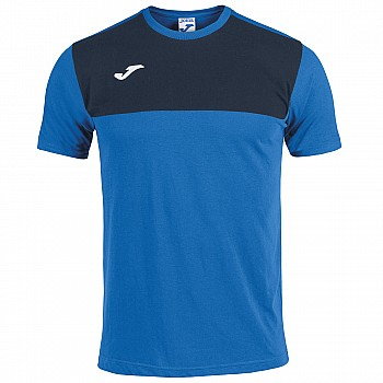 Camiseta winner royal-marino m/c 2XS