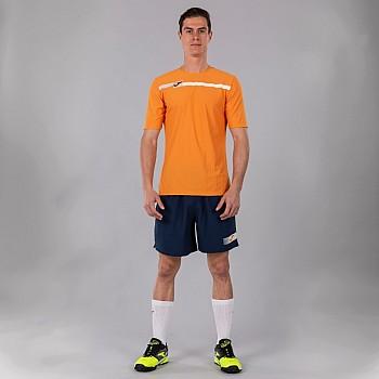Футболка OPEN оранжевая (короткий рукав) M - фото 2