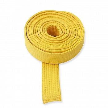 Пояс для карате Europaw желтый