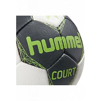 Мяч HUMMEL COURT HB 202-190-2723-3 Взрослые ТЕМНО-СЕРЫЙ - фото 2