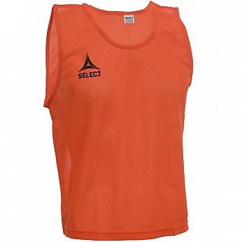 Манишка SELECT BIB Basic оранжевый (005),