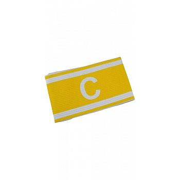Капитанская повязка желтая - фото 2