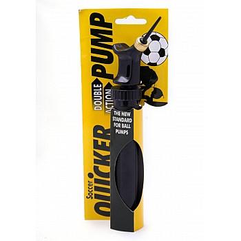 Насос для мячей пластиковый double pump
