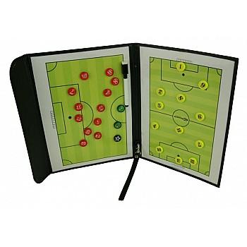 Планшет тактический футбол Europaw COACH BOARD (A4) - фото 2