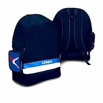 Рюкзак LEGEA CAPRERA т.сине-голубой