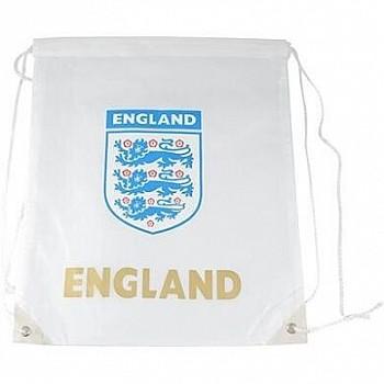 Рюкзак-мешок Англия белый
