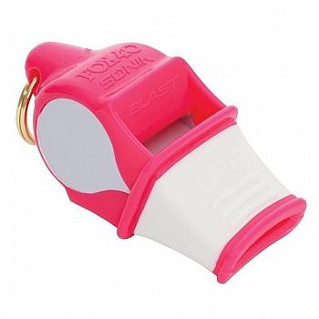 Свисток FOX40 розово-белый
