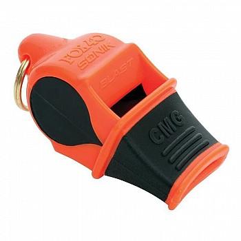 Свисток FOX40 оранжево-черный