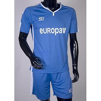 Футбольная форма Europaw 009 синяя