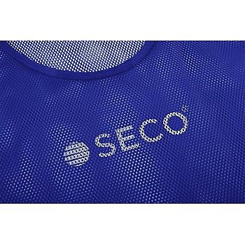 Футбольная манишка SECO® синяя - фото 2