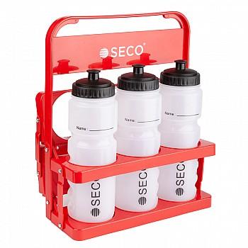 Бутылка для воды SECO® белая. Объем - 750 мл