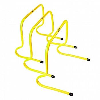 Барьер для бега SECO® 30 см желтого цвета - фото 2