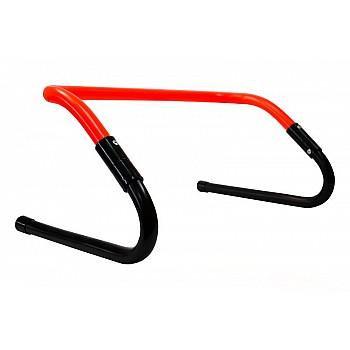 Барьер для бега SECO® 15-33 см оранжевого цвета - фото 2