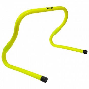 Барьер для бега SECO® 15-33 см неонового цвета
