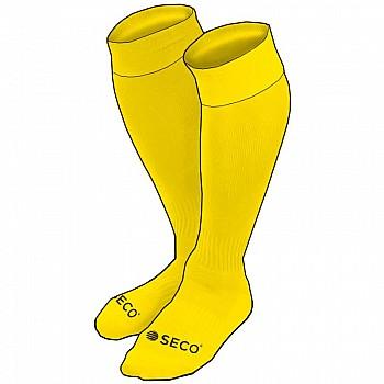 Гетры футбольные SECO® Master желтые