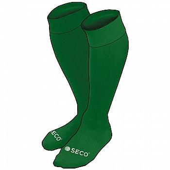 Гетры футбольные SECO® Master зеленые