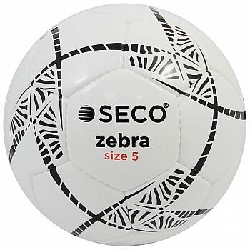 Мяч футбольный SECO® Zebra размер 5