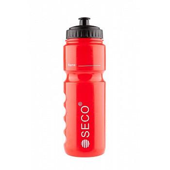 Бутылка для воды SECO® красная. Объем - 750 мл