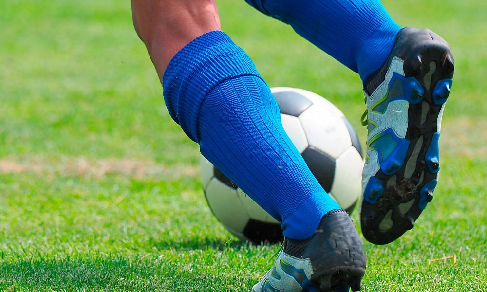Как правильно носить футбольные гетры