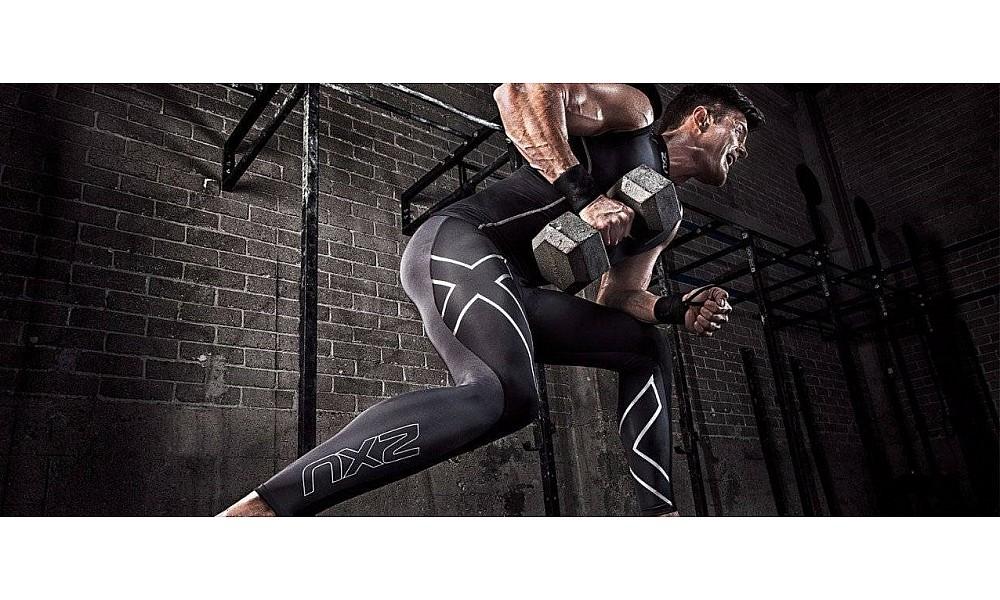 Компрессионное белье для спорта - какие бывают виды и в чем его польза
