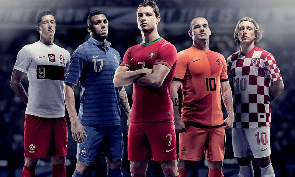 Какое имеют значение номера на футболках футболистов