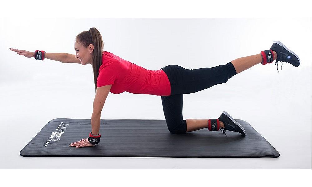Утяжелители для рук и ног - эффективные аксессуары для фитнеса