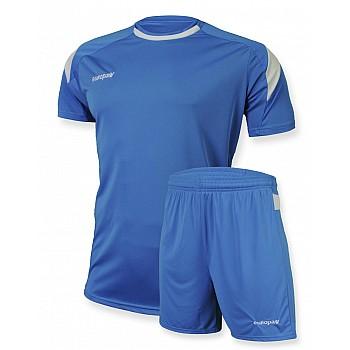 Футбольная форма Europaw 010 голубая [XS]