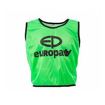 Манишка Europaw logo 3\4 зеленая [M]