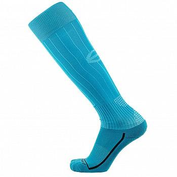 Гетры футбольные Europaw бирюзовые с трикотажным носком [41-45]