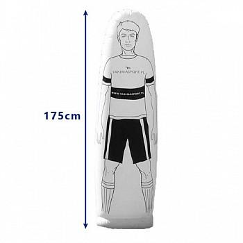 Манекен футбольный Yakimasport Junior надувной