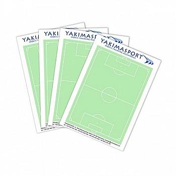 Блокнот Yakimasport тренерский набор 4 шт А6