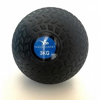 Медбол Yakimasport Slam Ball Pro 3 кг