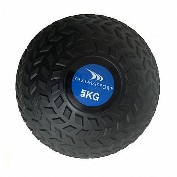 Медбол Yakimasport Slam Ball Pro 5 кг