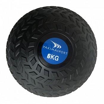 Медбол Yakimasport Slam Ball Pro 6 кг