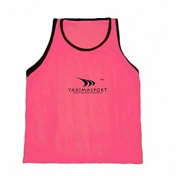 Манишка Yakimasport детская розовая 100263K