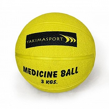Медбол Yakimasport 3 кг