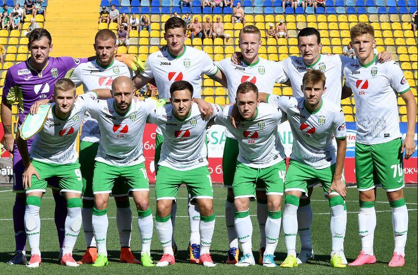 Футбольный клуб Карпаты
