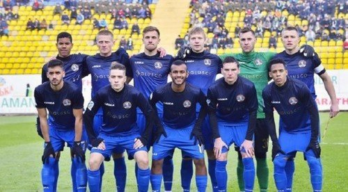 Футбольный клуб Львов